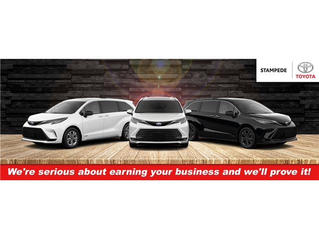 New 2021 Toyota Sienna Limited 7-Passenger INCOMING UNITS AVAILABLE FOR PRE-SALE!! - Calgary - Stampede Toyota
