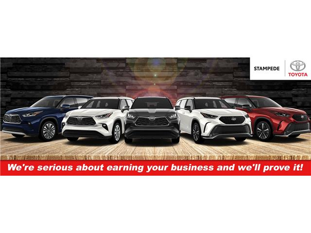 New 2021 Toyota Highlander XLE INCOMING UNITS AVAILABLE FOR PRE-SALE!! - Calgary - Stampede Toyota