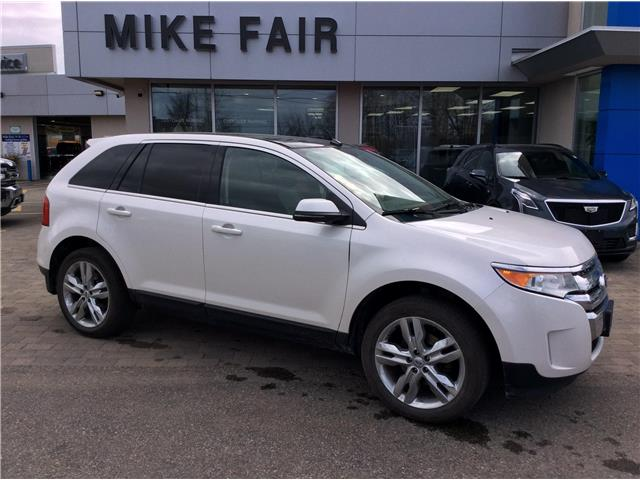 2013 Ford Edge Limited (Stk: 21181B) in Smiths Falls - Image 1 of 14