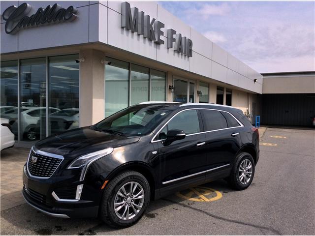 2021 Cadillac XT5 Premium Luxury (Stk: 21230) in Smiths Falls - Image 1 of 13