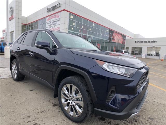2021 Toyota RAV4 Limited (Stk: 210541) in Calgary - Image 1 of 11