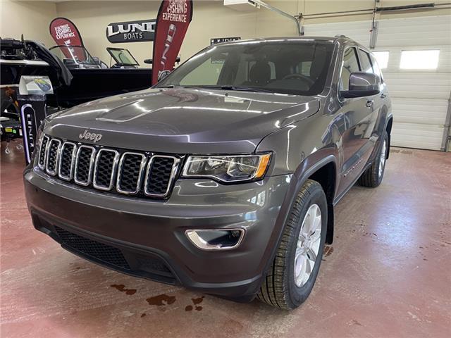 2021 Jeep Grand Cherokee Laredo (Stk: T21-84) in Nipawin - Image 1 of 21