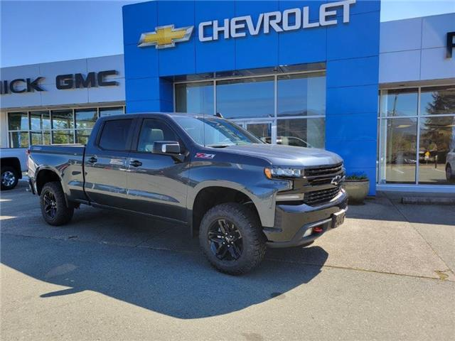 2021 Chevrolet Silverado 1500 LT Trail Boss (Stk: 21T122) in Port Alberni - Image 1 of 30