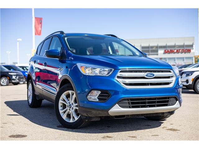 2018 Ford Escape SE (Stk: 41174A) in Saskatoon - Image 1 of 12