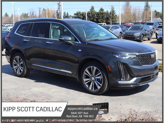 2021 Cadillac XT6 Premium Luxury (Stk: 50226) in Red Deer - Image 1 of 36