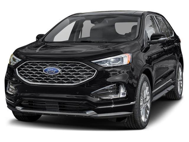 2021 Ford Edge ST Black