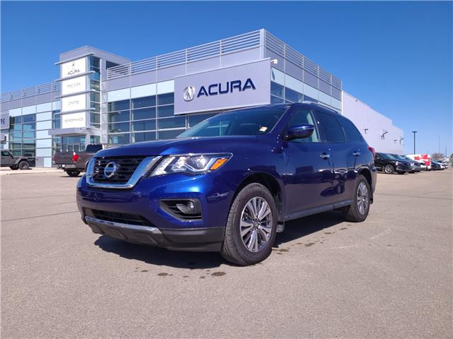 2019 Nissan Pathfinder SV Tech (Stk: A4336) in Saskatoon - Image 1 of 20