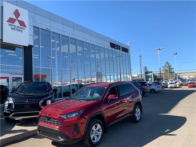 2019 Toyota RAV4 LE (Stk: 22908A) in Edmonton - Image 1 of 24
