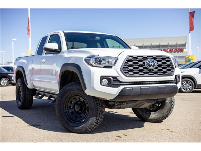 2020 Toyota Tacoma Base (Stk: P4879) in Saskatoon - Image 1 of 12