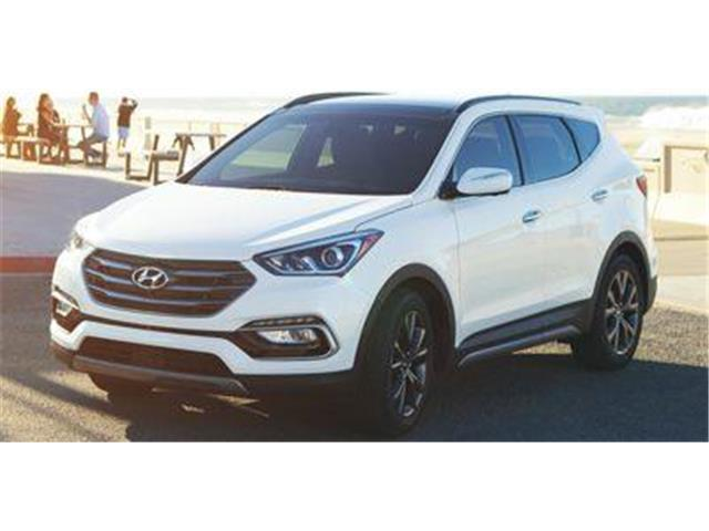 2017 Hyundai Santa Fe Sport 2.4 Luxury (Stk: PW2396) in St. John\'s - Image 1 of 10