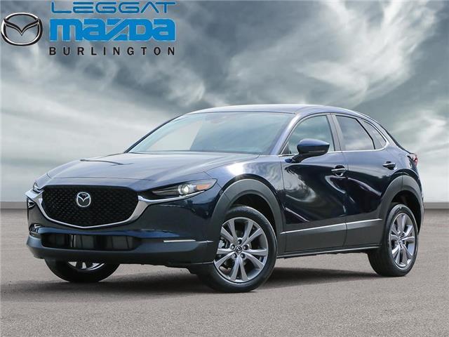 2021 Mazda CX-30 GS (Stk: 214631) in Burlington - Image 1 of 22