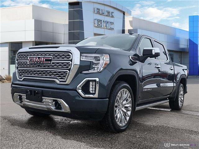 2019 GMC Sierra 1500 Denali (Stk: F3X86F) in Winnipeg - Image 1 of 27