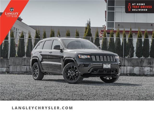2021 Jeep Grand Cherokee Laredo (Stk: M684084) in Surrey - Image 1 of 23