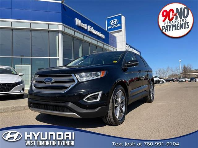 2017 Ford Edge Titanium (Stk: E5598) in Edmonton - Image 1 of 28