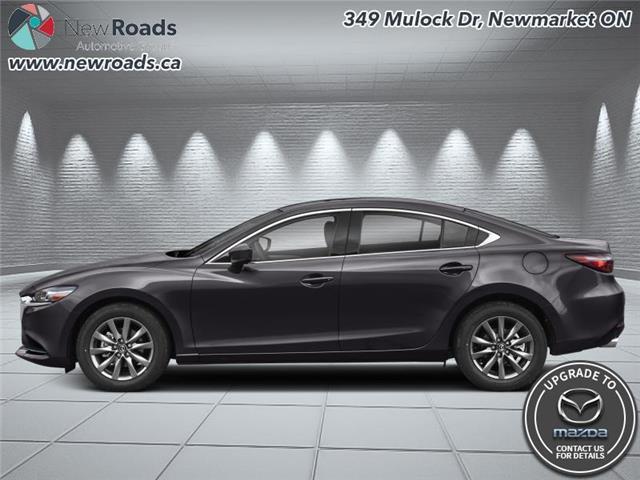 New 2021 Mazda MAZDA6 GS-L  - Sunroof -  Leather Seats - Newmarket - NewRoads Mazda