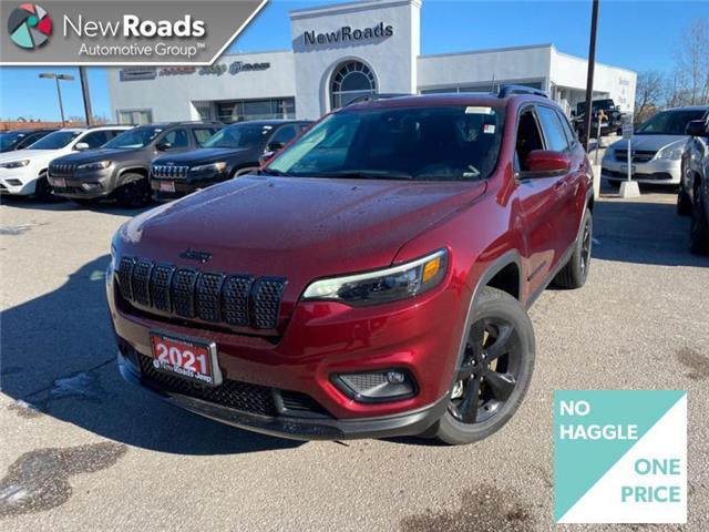 2021 Jeep Cherokee Altitude (Stk: J20295) in Newmarket - Image 1 of 23