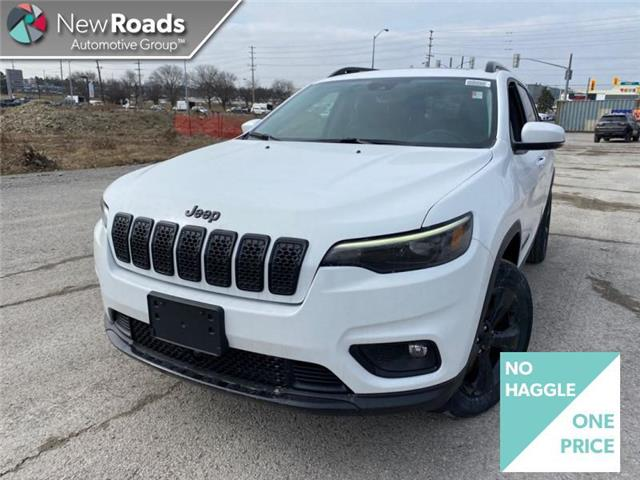 2021 Jeep Cherokee Altitude (Stk: J20310) in Newmarket - Image 1 of 24