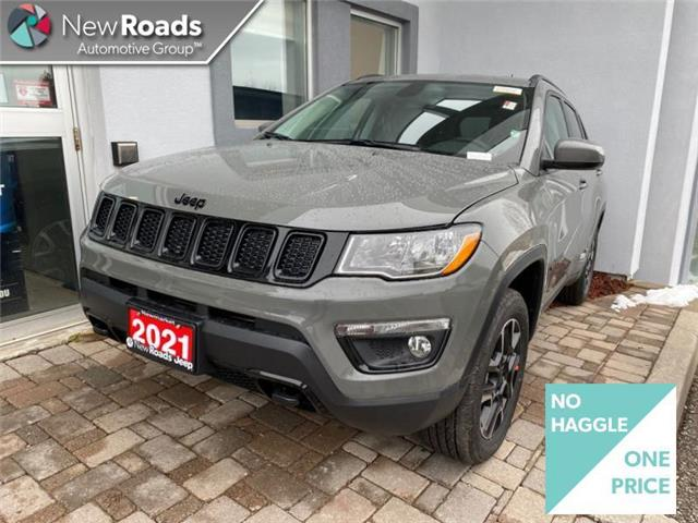 2021 Jeep Compass Sport (Stk: M20279) in Newmarket - Image 1 of 6