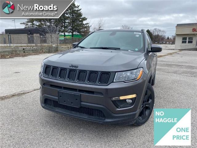 2021 Jeep Compass Altitude (Stk: M20379) in Newmarket - Image 1 of 23