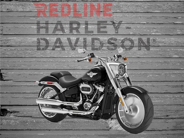New 2021 Harley-Davidson FLFBS - Fat Boy™ 114   - Saskatoon - Redline Harley Davidson