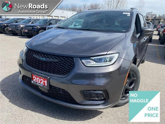 2021 Chrysler Pacifica Hybrid Touring L Plus (Stk: P20538) in Newmarket - Image 1 of 22