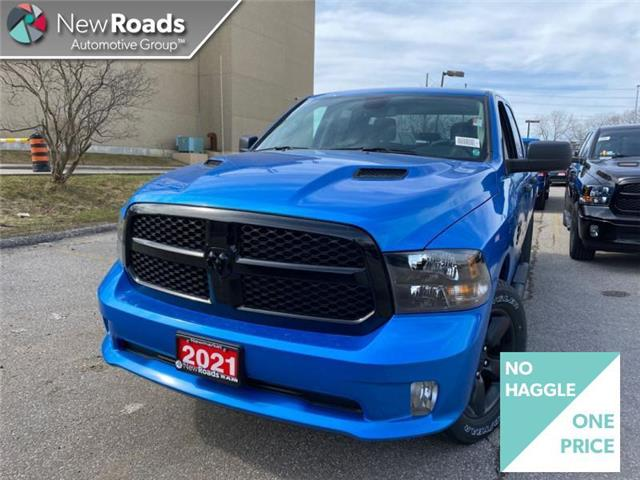 2021 RAM 1500 Classic Tradesman (Stk: T20552) in Newmarket - Image 1 of 22