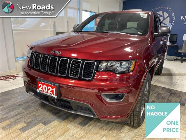 2021 Jeep Grand Cherokee Limited (Stk: H20577) in Newmarket - Image 1 of 23