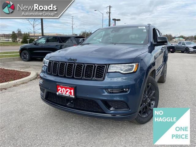 2021 Jeep Grand Cherokee Limited (Stk: H20627) in Newmarket - Image 1 of 23