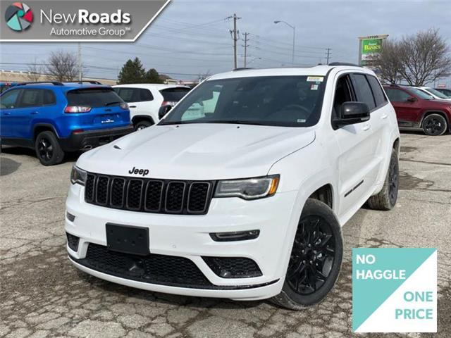 2021 Jeep Grand Cherokee Limited (Stk: H20626) in Newmarket - Image 1 of 23
