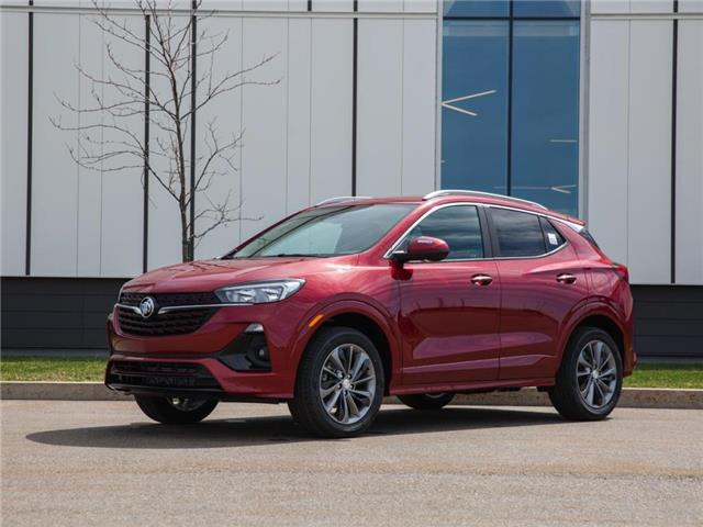 2021 Buick Encore GX Select (Stk: M0457) in Trois-Rivières - Image 1 of 28