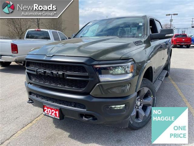 2021 RAM 1500 Big Horn (Stk: T20648) in Newmarket - Image 1 of 23