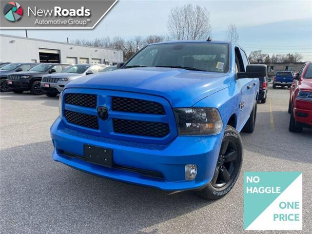 2021 RAM 1500 Classic Tradesman (Stk: T20631) in Newmarket - Image 1 of 21