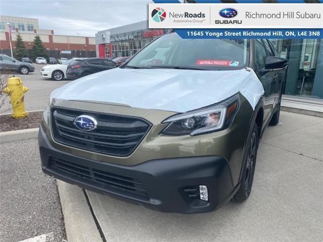 2021 Subaru Outback 2.4i Outdoor XT (Stk: 35685) in RICHMOND HILL - Image 1 of 22