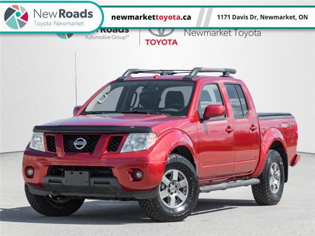 2012 Nissan Frontier PRO-4X (Stk: 63211) in Newmarket - Image 1 of 25
