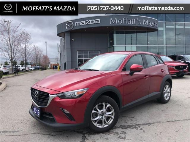 2019 Mazda CX-3 GS (Stk: 28862) in Barrie - Image 1 of 18