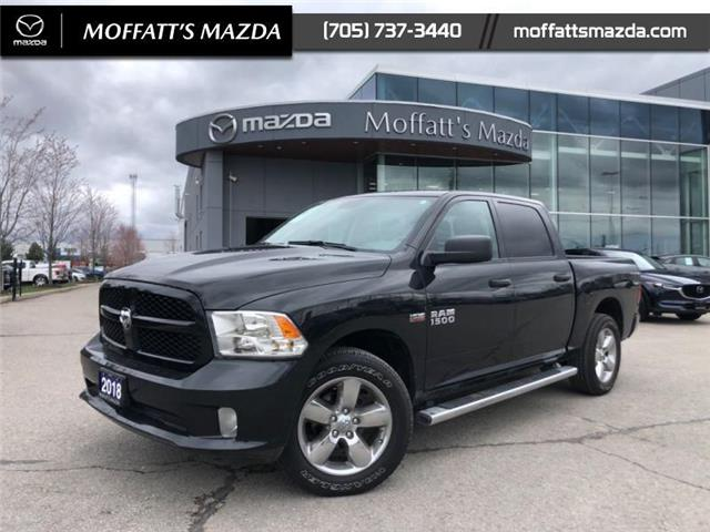 2018 RAM 1500 ST (Stk: 28931) in Barrie - Image 1 of 17