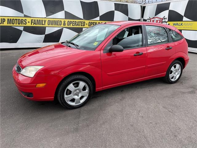 2007 Ford Focus SES (Stk: 50598A) in Burlington - Image 1 of 20