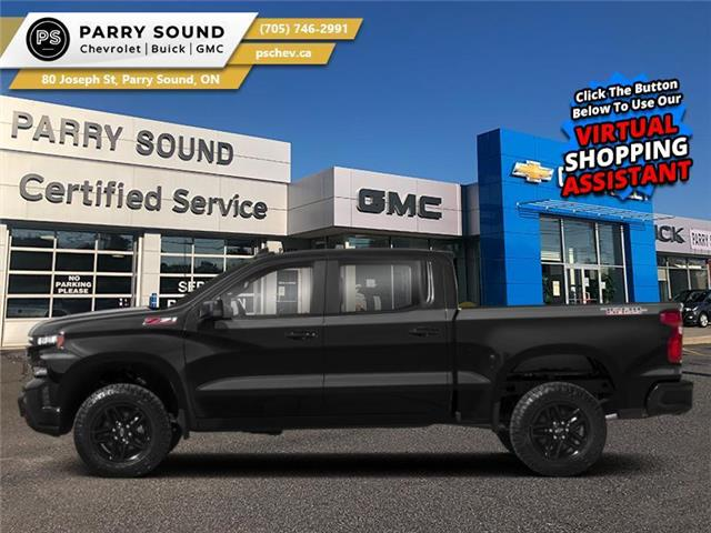 2021 Chevrolet Silverado 1500 LT Trail Boss (Stk: 21-144) in Parry Sound - Image 1 of 1