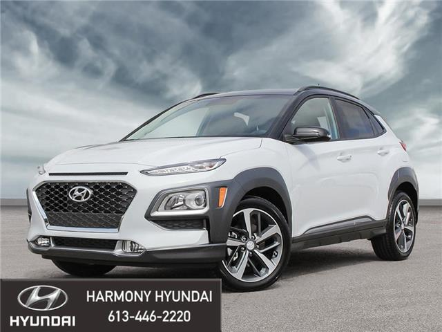 2021 Hyundai Kona 1.6T Trend w/Two-Tone Roof (Stk: 21174) in Rockland - Image 1 of 23