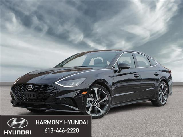 2021 Hyundai Sonata Sport (Stk: 21157) in Rockland - Image 1 of 23
