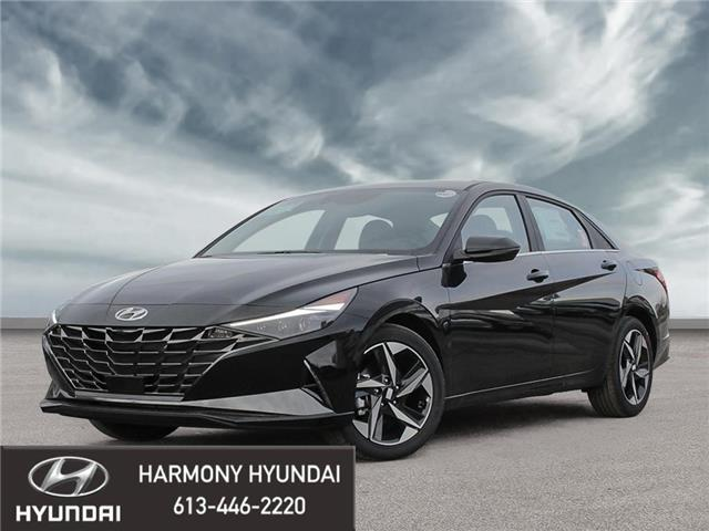 2021 Hyundai Elantra Ultimate Tech (Stk: 21222) in Rockland - Image 1 of 11