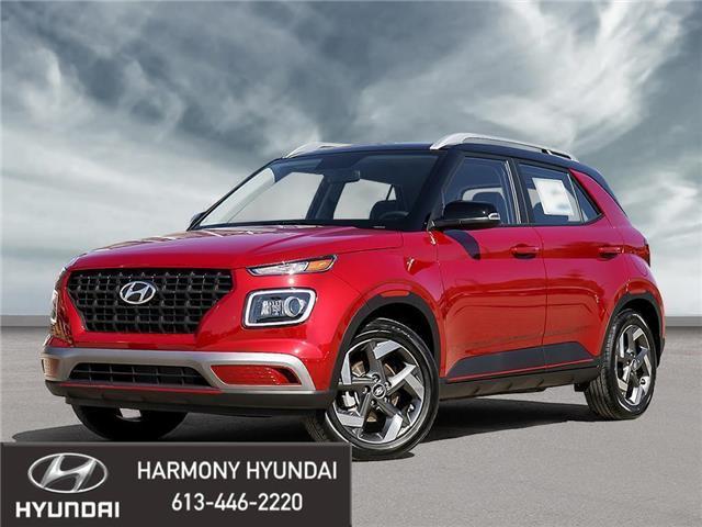 2021 Hyundai Venue Trend w/Urban PKG - Black Interior (IVT) (Stk: 21180) in Rockland - Image 1 of 22