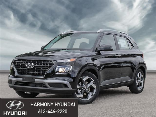 2021 Hyundai Venue Trend (Stk: 21068) in Rockland - Image 1 of 23