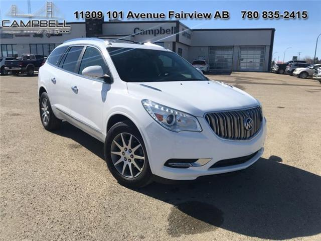 2017 Buick Enclave Leather (Stk: 10549A) in Fairview - Image 1 of 13