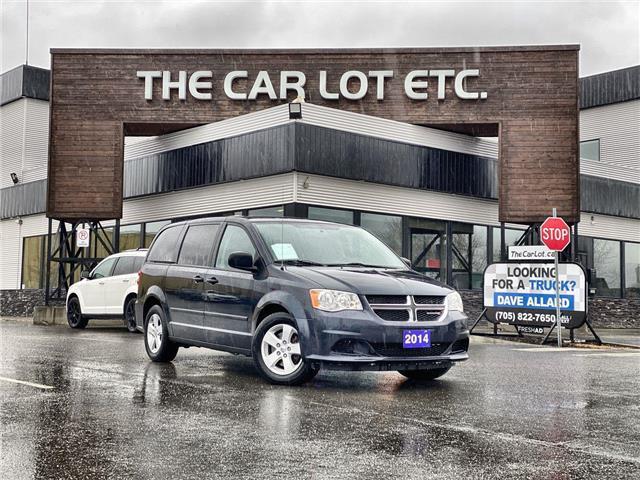 2014 Dodge Grand Caravan SE/SXT (Stk: 20634-1) in Sudbury - Image 1 of 21