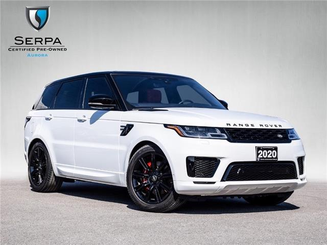 2020 Land Rover Range Rover Sport HSE DYNAMIC (Stk: CP048) in Aurora - Image 1 of 26