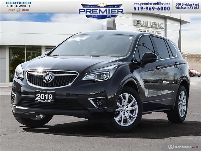 2019 Buick Envision Preferred (Stk: P19758) in Windsor - Image 1 of 26