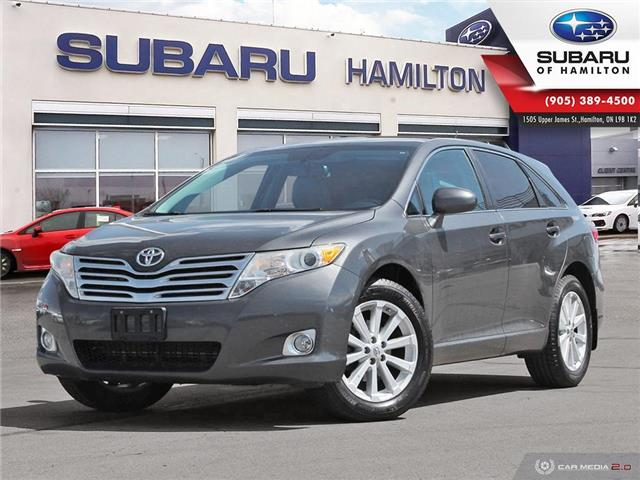 2012 Toyota Venza Base (Stk: S8582A) in Hamilton - Image 1 of 29