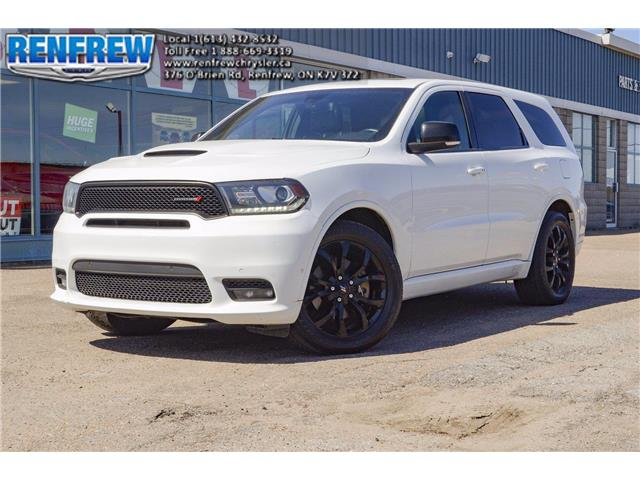 2019 Dodge Durango R/T (Stk: P1786) in Renfrew - Image 1 of 30
