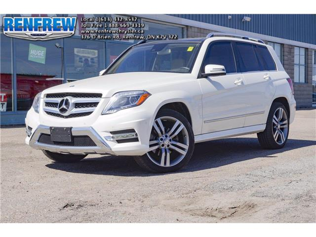 2014 Mercedes-Benz Glk-Class Base (Stk: M065A) in Renfrew - Image 1 of 30